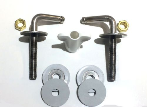 Century Replacement seat hinges