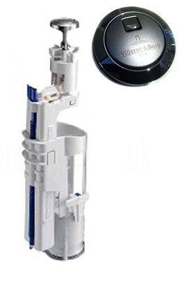 Villeroy & Boch Replacement Dual Flush Column