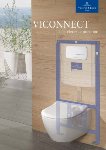 ViConnect 1120mm Cistern Frame 922461