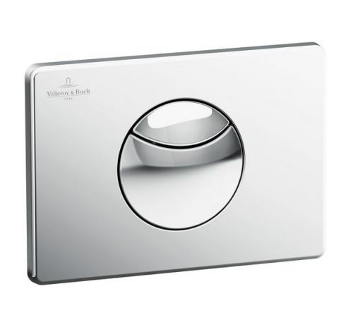 ViConnect Round Flush Plate Chrome 9224 85 61