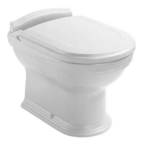 parts of a toilet seat. Hommage Toilet Seat 8809 S1 Villeroy  Boch 9926